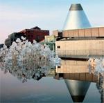 Martin Blank au musée de Tacoma